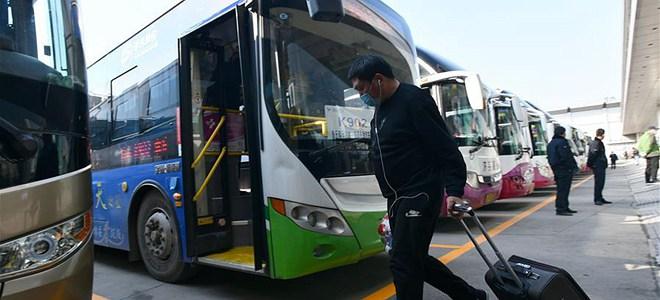 山东省恢复疫情低风险地区道路客运