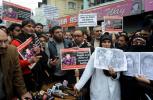 访英国也遭抗议 莫迪:强奸案不该被政治化